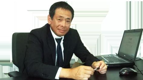 代表取締役社長 石原直樹